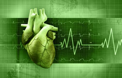 Heartbeat Royalty Free Stock Images