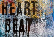 Heartbeat Royalty Free Stock Photo