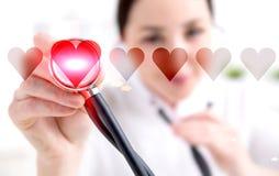 heartbeat fotografie stock
