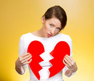 Heartbreak Royalty Free Stock Image