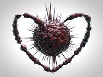 Heartbreak love Stock Images