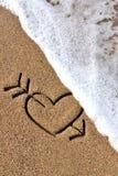 Heartbreak wash Royalty Free Stock Images