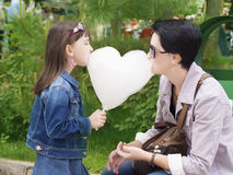 Heartbreakers Fotografia Stock Libera da Diritti