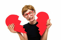 Heartbroken Stock Images