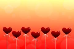 Heartfield royalty-vrije stock afbeeldingen