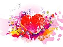 Hearth abstract Stock Photos