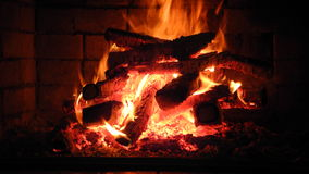 Hearth and home Royalty Free Stock Images