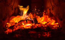 Hearth Royalty Free Stock Images