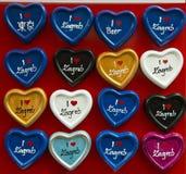 hearths Imagens de Stock