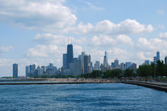 Heartland Chicago Royalty Free Stock Images
