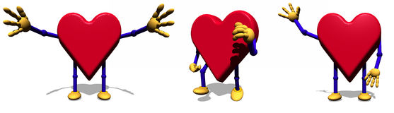 HeartMan Stock Photos