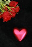 heartrose στοκ φωτογραφία