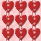 Hearts Stock Photography