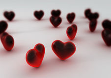 Hearts Royalty Free Stock Images