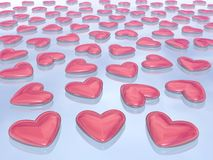 Hearts. (see more in my portfolio Royalty Free Stock Images