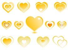 Free Hearts Royalty Free Stock Image - 8230676