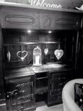 Hearts and aga stock photography
