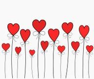 Free Hearts Background Royalty Free Stock Photo - 28769665