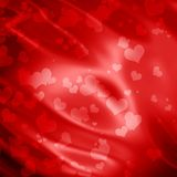 Hearts background Stock Image