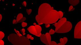 Hearts Background Animation for Valentines Day and Wedding. Hearts Background Animation Created for Broadcast, Commercials, Presentations etc. You Can Use This stock footage