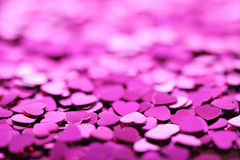 Hearts-Background Royalty Free Stock Images