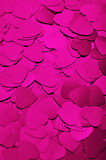 Hearts-Background Stock Image