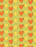 Hearts background Royalty Free Stock Photos