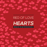 Hearts Background. Royalty Free Stock Image