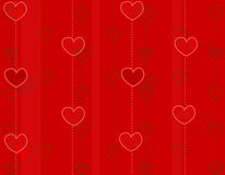 Hearts background / texture Royalty Free Stock Photo