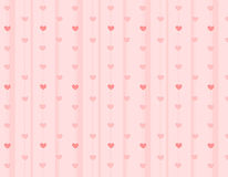 Hearts background / texture royalty free illustration
