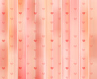 Hearts background / texture Royalty Free Stock Photography