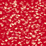 Hearts background. For web and graphic design Royalty Free Stock Photos