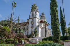 Hearts castle California royalty free stock image