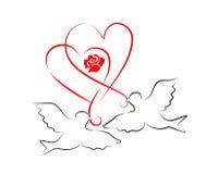 Hearts Royalty Free Stock Image