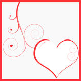 Hearts Design Royalty Free Stock Photo