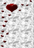 Hearts G Stock Photo