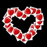 Hearts images Royalty Free Stock Image