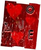 Hearts and love Royalty Free Stock Photo