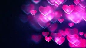 Hearts love valentine red romantic. Video of hearts love valentine red romantic stock video