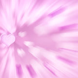 Hearts in motion Royalty Free Stock Photo