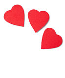 Hearts shape Stock Photos
