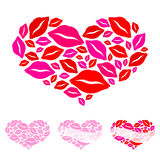 Hearts for Valentine's Day Stock Photo