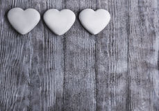 Hearts for Valentine's Day Stock Image
