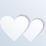 Hearts, valentines. Royalty Free Stock Photography