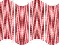 heartsflag Стоковые Фотографии RF