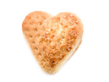 Heartshape Cookie Stock Photo