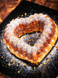 Heartshaped Cake Stock Photos