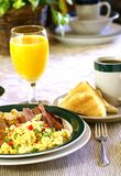 Hearty Breakfast Royalty Free Stock Images
