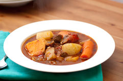 Hearty lamb stew Stock Photography