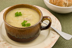 Hearty soup Royalty Free Stock Photos